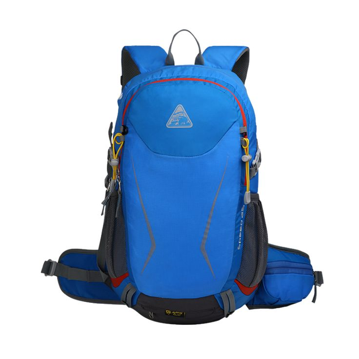 Multifunctional Sports Backpack  Comfortable backpack. Buckle with whistle. Capacity of 25 liter/ 6.6 US gal Perfect for hiking, mountaineering, camping and other outdoor activities! Available in three different colors!