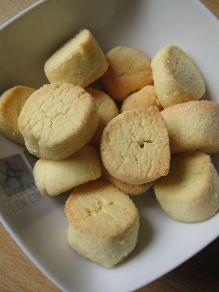 Biscotti di farina di riso – I diamantini