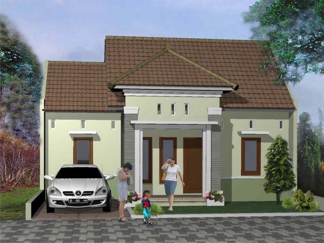 20 Contoh Desain Rumah Minimalis Type 70 Terbaru ...