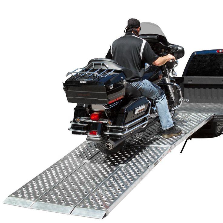 http://motorcyclespareparts.net/9-big-boy-ez-rizer-folding-aluminum-motorcycle-atv-loading-ramp-mf3-10847-ez/9' Big Boy EZ-Rizer Folding Aluminum Motorcycle-ATV Loading Ramp MF3-10847-EZ