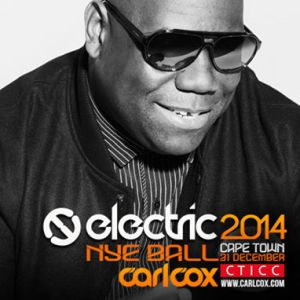 Electric Music proudly presents the Electric NYE Ball with Carl Cox