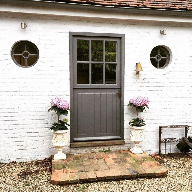 Shabby and Charme: Lo splendido cottage di un antiquaria inglese