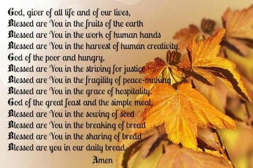 thanksgiving poems for middle school