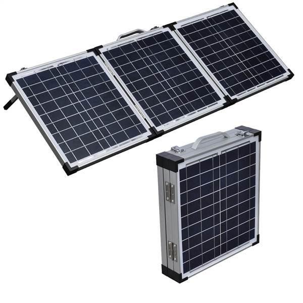 Napelem hordozható kivitelben. Solar koffer előnyök, hátrányok. Olcsó energia lakóautósoknak, lakókocsizóknak, és mindenki másnak. Csökkentsd a rezsidet!