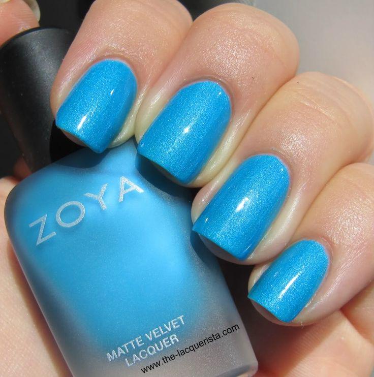 17 Best ideas about Zoya Swatches on Pinterest | Nail ...  17 Best ideas a...
