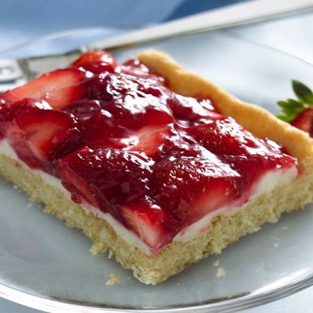 Made this for work and everyone loved it! You can make the cookie and cream cheese layers the night before, but I would recommend making the strawberry layer no more than 4 hours before like it says. The berry juice gets a little runny the next day.