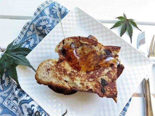 Cinnamon Raisin Swirl French Toast!