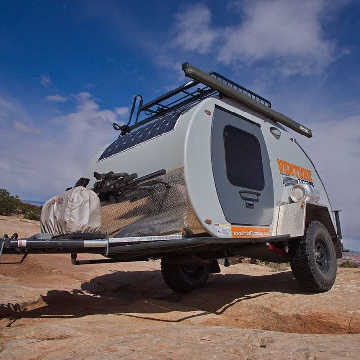Venture OHV Off-Road Camper 2