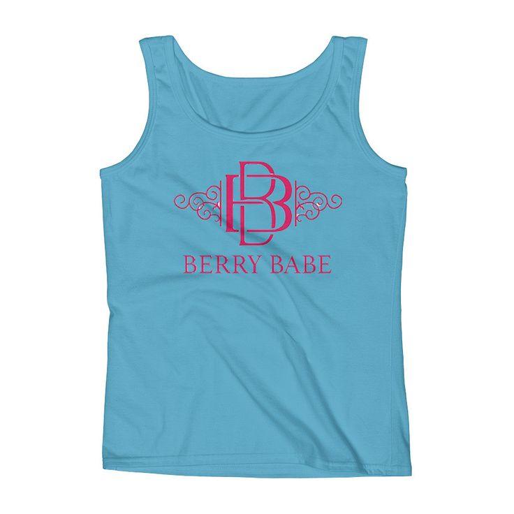 Ladies' Berry Babe Tank Top