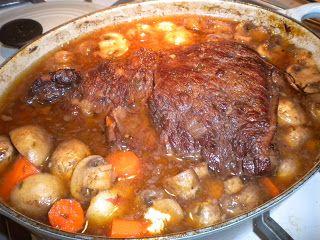 Dutch Oven Pot Roast like Grandma's ...