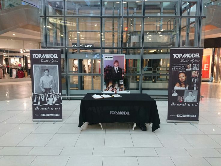 Top Model South Africa scouting at Cradlestone Mall!