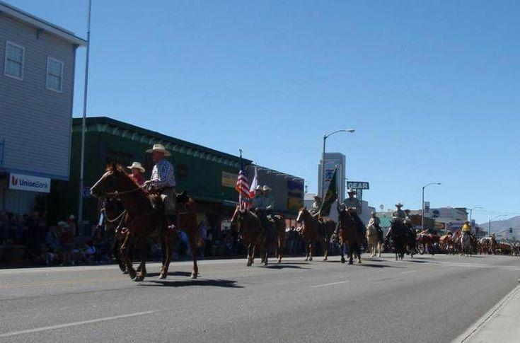 California mule days
