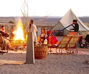 Campamentos de lujo » Tendencias » Revista Paula
