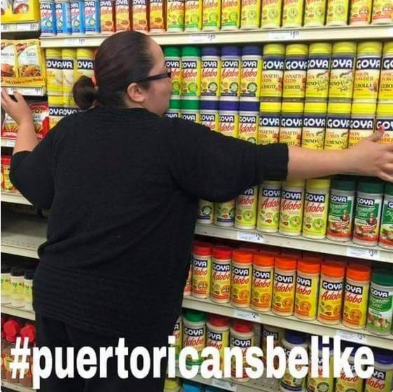 When you're lured by the power of Goya: | 21 Photos That Are Way Too Real For Puerto Ricans