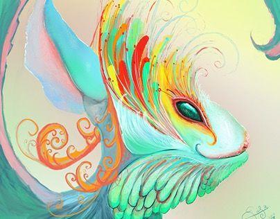 "Check out new work on my @Behance portfolio: ""TurquazDragon"" http://be.net/gallery/52658461/TurquazDragon"