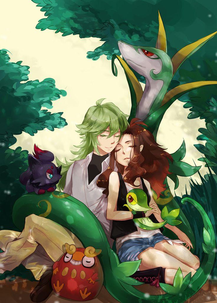 ToukoxN - Pokemon BW