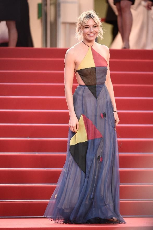 Kendall Jenner Pops Up At Cannes Film Festival Wearing