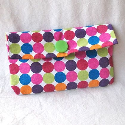 Almost No Sew Hip Makeup Bag Cute Gift The S Can Make An Older Sibling Or