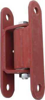 Heavy Duty Bolt-On Hinges