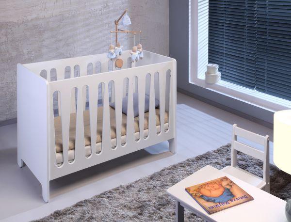 ffa4733cf0f Białe łóżeczko polecane przez gwiazdy | Pokój dla dziecka