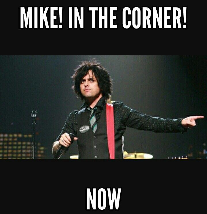 Green Day meme by me