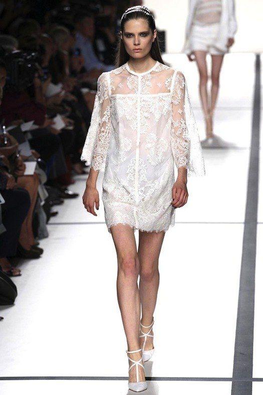 Белые кружевные платья | Clothing inspiration