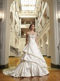 Renee Strauss wedding dress