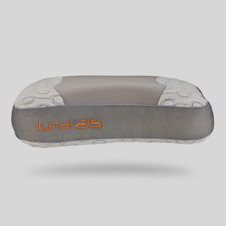 Luna 2.5 Back and Side Sleeper Pillow | Performance in Bed ...