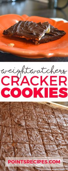 Cracker Cookies (Weight Watchers SmartPoints)