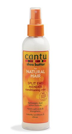 Dual action formula repairs split ends, conditions and elongates for stronger, shinier curls. Made with pure shea butter and formulated without Silicones and other harsh ingredients., Cantu Restores Y
