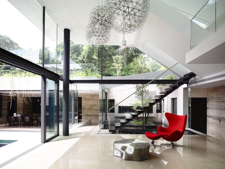 Take A Look At One Of The Most Impressive Dream Homes Published So Far,  Looking Nothing Like Your Ordinary Modern Home.
