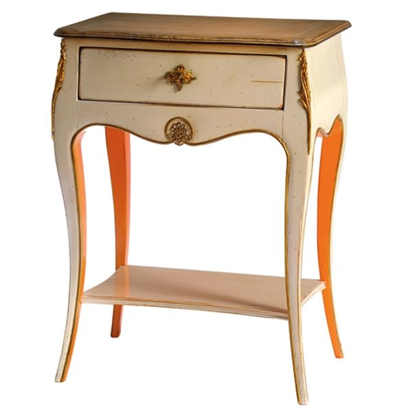 French Side Table 83 Best Bedside Tables Images On Pinterest Bedside Tables