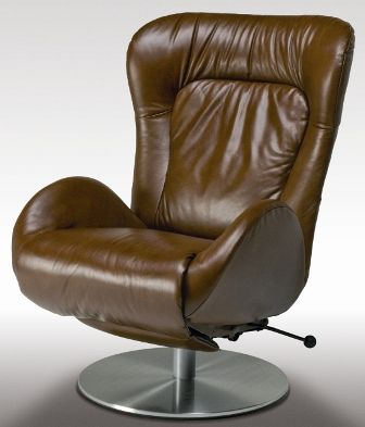 Recliner Chair Amy by Lafer Recliners is an Ergonomic Swivel Recliner made in Brazil. Modern Leather Recliner Amy features independent backrest ... & Best 25+ Modern recliner chairs ideas on Pinterest | Dining decor ... islam-shia.org