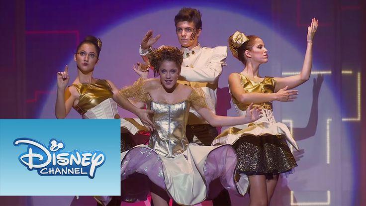 Violetta: Video Musical Te Creo Que lindoooo!!!!