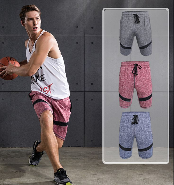 These pure color gym shorts are very firm. They have zipper pockets and elastic-brands drawstring .The light weight of the mens workout shorts reduce your burden to a great extent. The design is applicable to all sorts of figure and sports needs. They are your all-weather friend.
