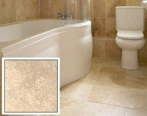 600x600mm Beige And White Color For Bathroom Ceramic Floor Tiles On Made In China