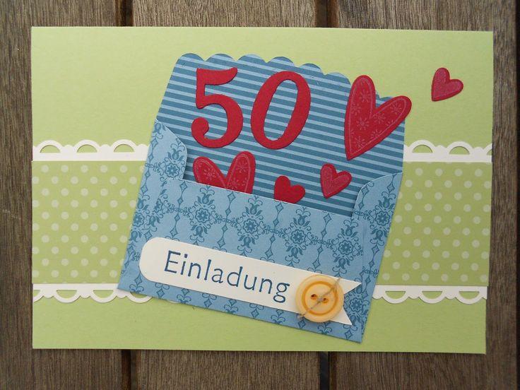 Einladungen Zum 50 Geburtstag U2013 Lebenserfahrungen Für Fünfzig Jahre Sind  Viel Und Für Ein, Um