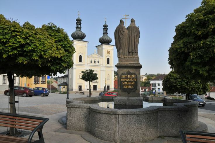 Bystrice nad Perstejnem, kostel sv.Vavrince