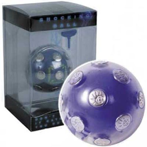 SHOCK Ball SHOCKING GAME I'M GOING TO INVEST IN ONE OF THESE BALL'S,..  JUST MAY BE QUITE FUN,.. !!!
