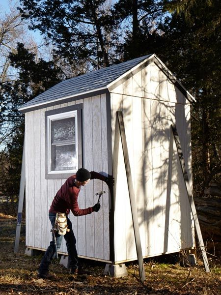 1000+ images about Shed on Pinterest | Exterior windows, Sheds and ...