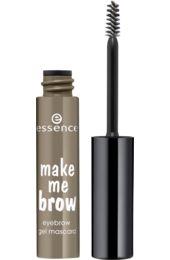 Augenbrauengel make me brow eyebrow gel mascara soft browny brows 03