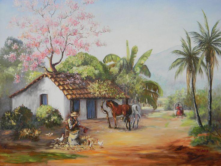 Idillo campesino Janina Bradler (JOANA) - Artelista.com www.artelista.com1024 × 768Buscar por imagen Información de la obra original Rafael 'Felo' Garcia PINTOR - Buscar con Google