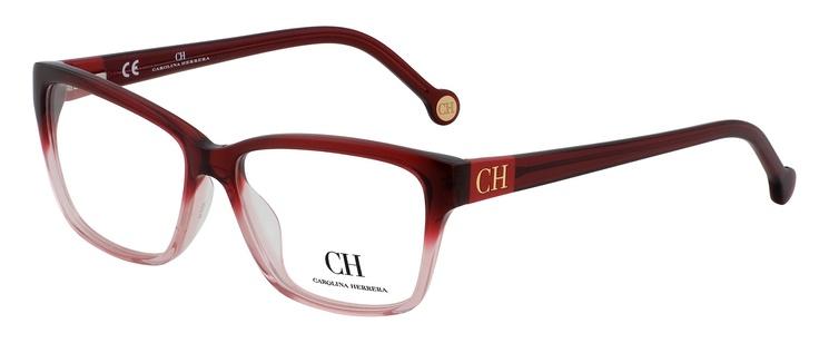 Mis nuevos lentes. Carolina Herrera VHE 534 Eyeglasses