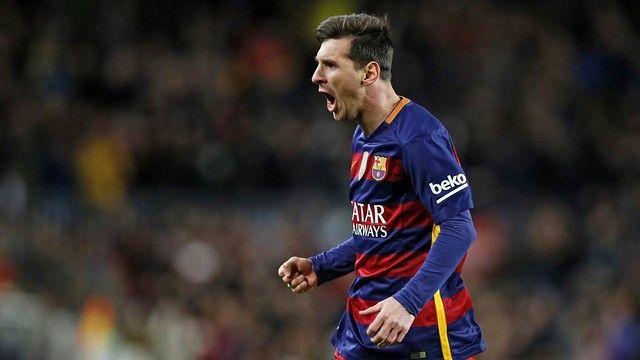 FC Barcelona v RCD Espanyol: Messi delivers first-leg victory (4-1)