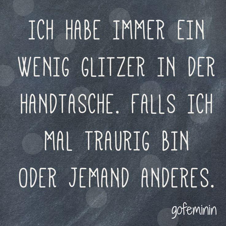 Noch mehr witzige Sprüche und Zitate findet ihr auf gofeminin.de!