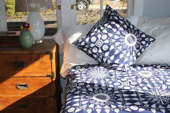 DIY Duvet and Pillows