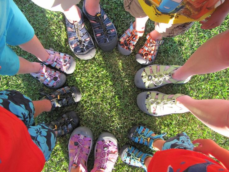 Check out all these @Shuja Keen Footwear Sandals! So many sandals with so little time to play! Let's bring recess back!