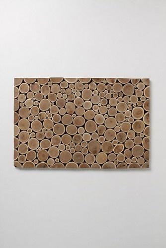 Tree Trimmings Doormat contemporary doormats