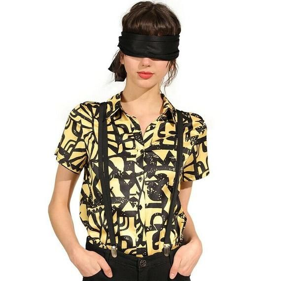 Girls Women Stranger Things 3 Eleven Cosplay Costume EL Cosplay Shirt Halloween Carnival Party Props