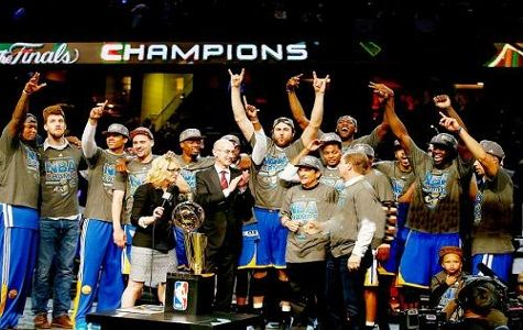 Warriors de Golden State campeones de la NBA